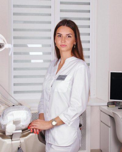Стоматолог Ханаева Екатерина Викторовна